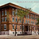 Y.M.C.A. Building in Colorado Springs CO, Vintage Postcard - 3809