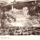 Lagoon Room at Clifton's Pacific Seas Restaurant in Los Angeles California CA, RPPC - 3834