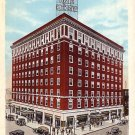 The Kemp Hotel at Wichita Falls Texas TX, Vintage Postcard - 3888