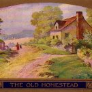 The Old Homestead, 1909 Vintage Postcard - 4025