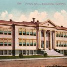 Primary School in Watsonville California CA, Edward H Mitchell 1910 Vintage Postcard - M0102