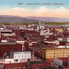 View of Eureka California CA,  Edward H Mitchell 1910 Vintage Postcard - M0109