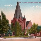 Christ Episcopal Church in Alameda California CA Edward H Mitchell 1911 Vintage Postcard - M0138