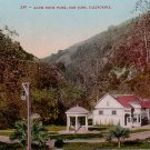 Alum Rock Park in San Jose California CA Edward H Mitchell 1908 Postcard - M0152