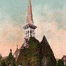 St Lukes Church in Tacoma Washington WA Edward H Mitchell 1908 Postcard - M0161