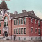 East School in Ashland Oregon OR, Edward H Mitchell 1907 Postcard - M0186
