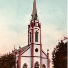 St. Josephs Church in Marysville California CA, Edward H Mitchell 1908 Postcard - M0193