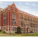 Educational Hall at the University of Washington WA in Seattle, Vintage Postcard - BTS 79