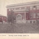 Norweg. Luch College in Jewell Iowa IA, 1909 Vintage Postcard - BTS 195
