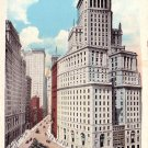 Standard Oil Building at Bowling Green in New York City NY, Vintage Postcard - 4066