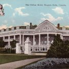 The Clifton Hotel at Niagara Falls in Canada, Vintage Postcard - 4069