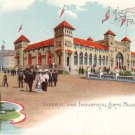 Industrial Arts Palace of 1905 Lewis & Clark Exposition in Portland Oregon OR, Postcard - 4189