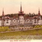 Grand Hotel Doider in Zurich Switzerland Vintage Postcard - 4190