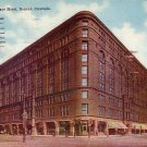 Brown Palace Hotel in Denver Colorado CO, 1911 Vintage Postcard - 008 NJ