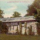 Joseph Robidoux Home Built by Indians in St. Joseph Missouri MO, 1909 Vintage Postcard - 4283