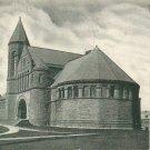 Billings' Library in Burlington Vermont VT, 1906 Vintage Postcard - 4301