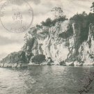 Rock Point in Burlington Vermont VT, 1907 Vintage Postcard - 4302