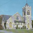 Whitinsville Methodist Church on Linwood Ave. Massachusetts MA Chrome Postcard - 4530