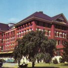 Veterans Facility Hospital in Grand Rapids Michigan MI, Chrome Postcard - 4531