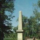 Battle Monument in Concord Massachusetts MA, Chrome Postcard - 4537