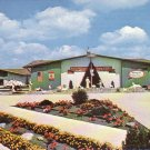 Bronner's Christmas Decorations in Frankenmuth Michigan MI, 1980 Chrome Postcard - 4539