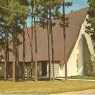 Chapel at Keesler Air Force Base Mississippi MS Postcard - 4545
