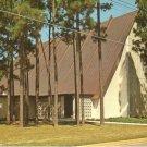 Chapel at Keesler Air Force Base Mississippi MS Postcard - 4545
