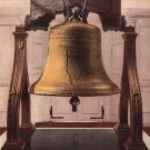 Liberty Bell in Philadelphia Pennsylvania PA, 1909 Vintage Postcard - 4654