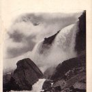 Rock of Ages Cave of the Winds Niagara Falls New York NY Vintage Postcard - 4665