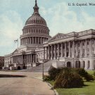 U.S. Capitol in Washington D.C. 1913 Vintage Postcard - 4669