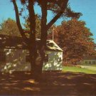 Hornbine Baptist Church in Rehoboth Massachusetts MA Postcard - 4764