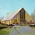 St. Florence's Roman Catholic Church in Wakefield Massachusetts MA Postcard - 4759