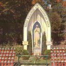 La Salette Shrine in Attleboro Massachusetts MA Chrome Postcard - 4771