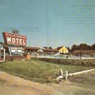 Rolla Rancho Motel in Rolla Missouri MO Chrome MWM Postcard - 4775