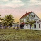 New Meadows Inn in Bath Maine 1906 Vintage Postcard - 4820