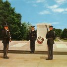 Tomb of the Unknowns Arlington Virginia VA Chrome Postcard - 5012