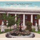 North Texas College Sherman Texas TX Vintage Postcard - 5050