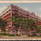 The Bellerive Hotel in Kansas City Missouri MO 1931 Curt Teich Postcard - 5052