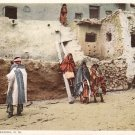 Streets of Acoma Pueblo New Mexico NM Detroit Publishing Vintage Postcard - 5075
