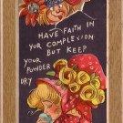Clare Victor Dwiggins Dwig School Days 1913 Comic Postcard - 5084