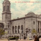 St. John's Methodist Episcopal Church St. Louis Missouri MO Vintage Postcard - 5119