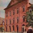 Ford's Theatre in Washington DC 1911 Vintage Postcard - 5176