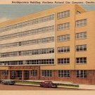 Northern Natural Gas Company Building in Omaha Nebraska NE Postcard - 5185