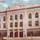 Burns Opera House, Colorado Springs CO 1912 Vintage Postcard - 5196
