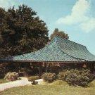 Sarasota County Chamber of Commerce Building Florida FL 1969 Chrome Postcard - 5210