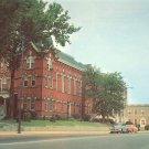 Court House on Main Street in Salisbury Maryland MD, Chrome Postcard - 5257