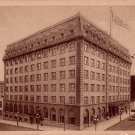 Bellevue Hotel now known as Hotel Mariaco in San Francisco California CA Vintage Postcard - 3971