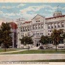 Julius Rosenwald Hall University of Chicago Illinois IL Vintage Postcard - 3983