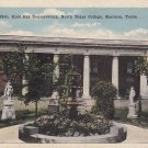 Lois Thompson Hall Sherman Texas TX Vintage Postcard - 5273