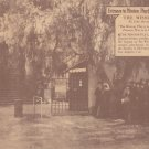 Entrance to Mission Playhouse by Old San Gabriel Mission California CA Vintage Postcard - 5287